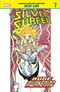 Marvel's Greatest Creators Silver Surfer - Rude Awakening Vol 1 1