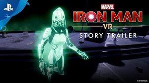 Marvel's Iron Man VR Story Trailer