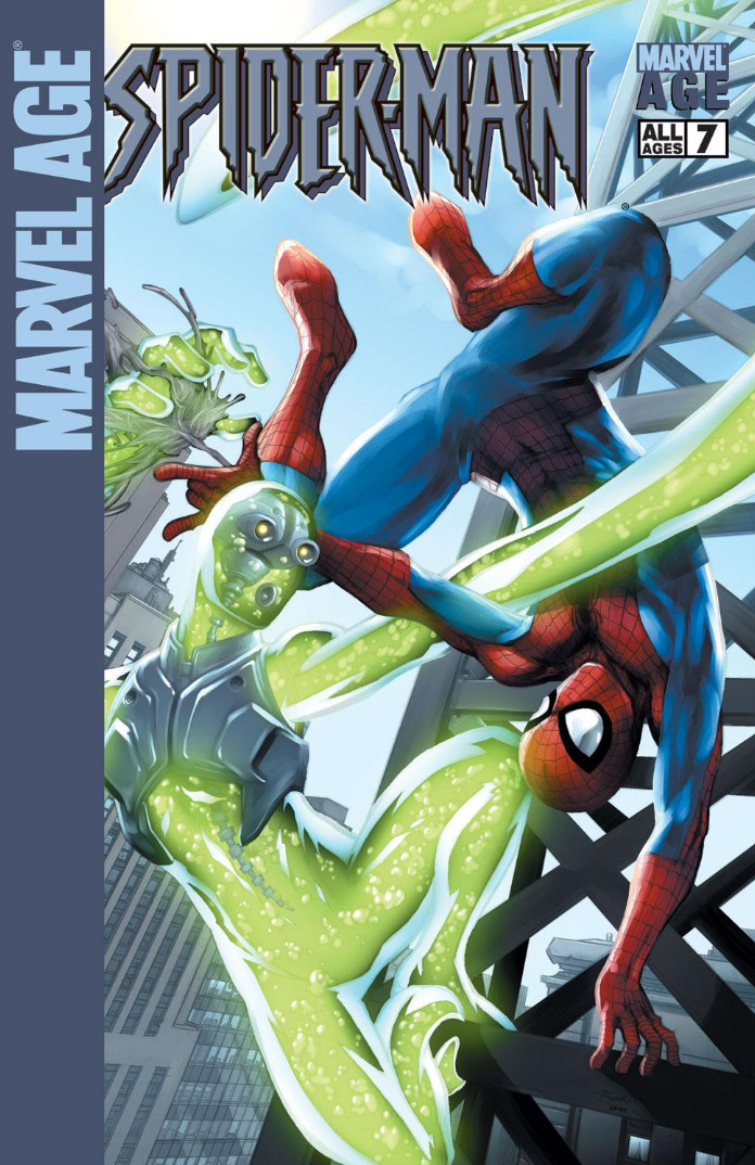 Marvel Age Spider-Man Vol 1 7