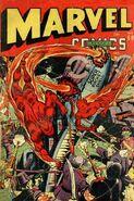 Marvel Mystery Comics Vol 1 60