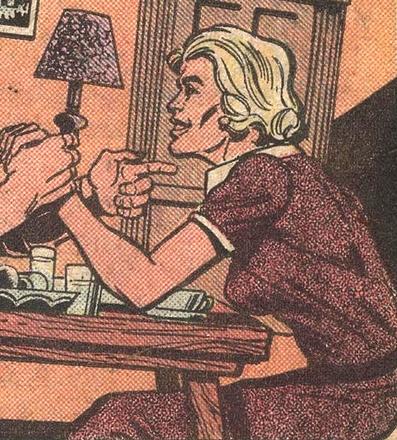 Mary Dobbs (Earth-616)