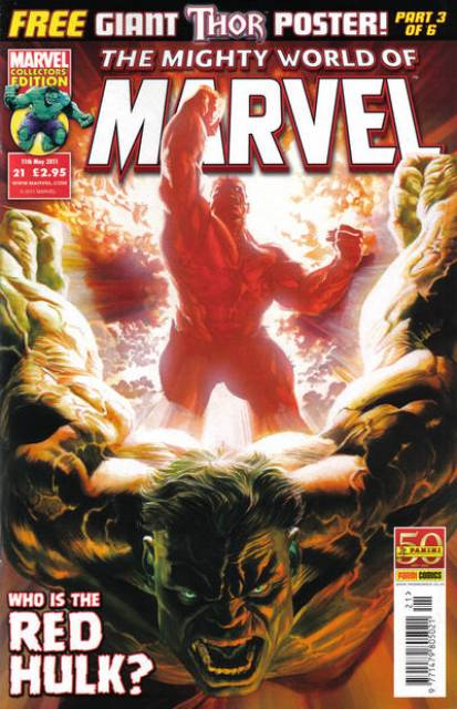 Mighty World of Marvel Vol 4 21