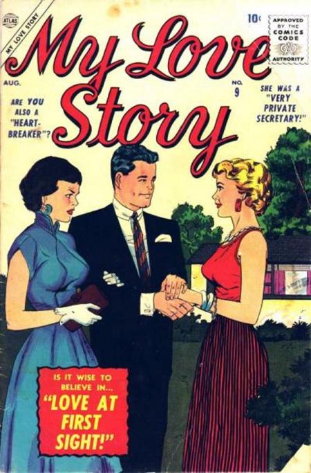 My Love Story Vol 1 9