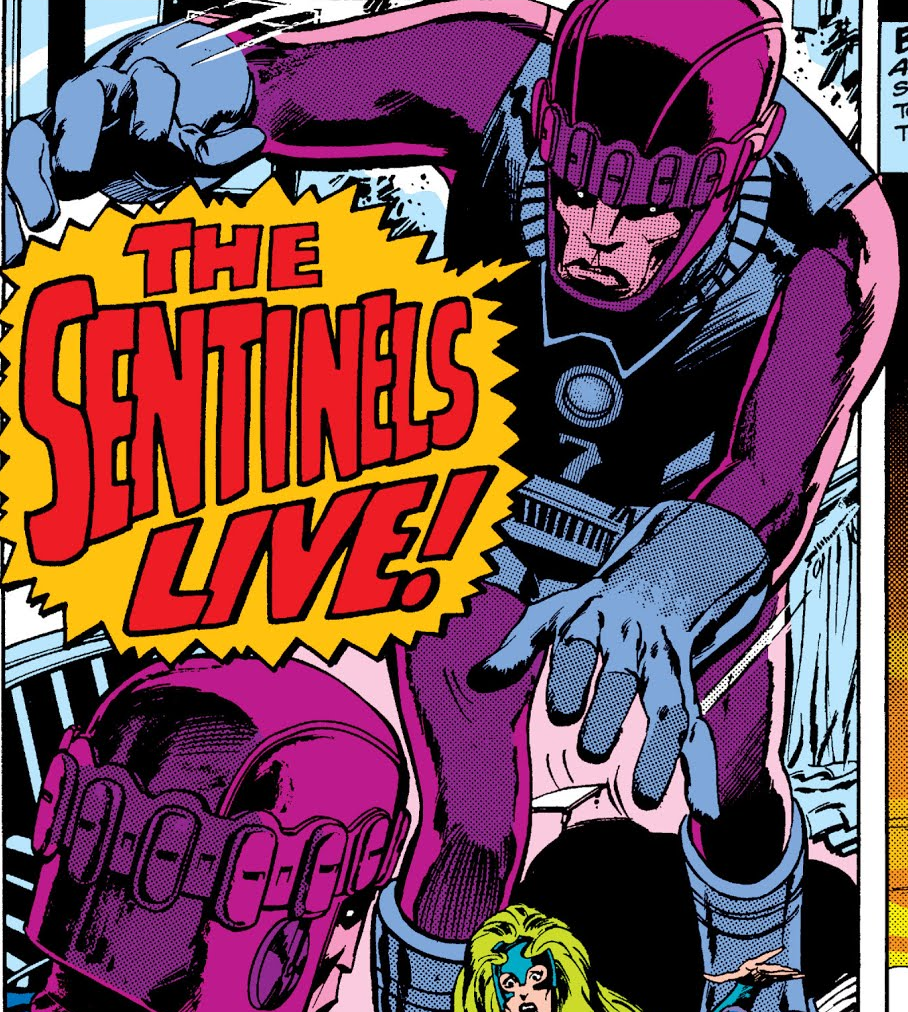 Sentinel Number 7 (Earth-616)