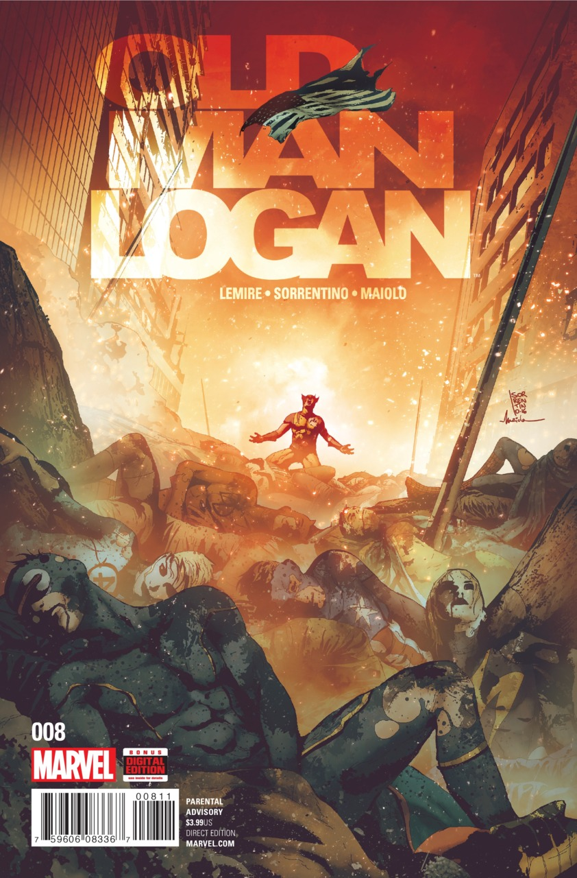 Old Man Logan Vol 2 8