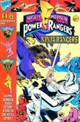 Saban's Mighty Morphin Power Rangers Ninja Rangers Vol 1 2