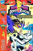 Saban's Mighty Morphin Power Rangers Ninja Rangers Vol 1 2