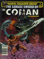 Savage Sword of Conan Vol 1 96