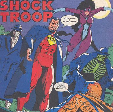 Shock Troop (Earth-616)