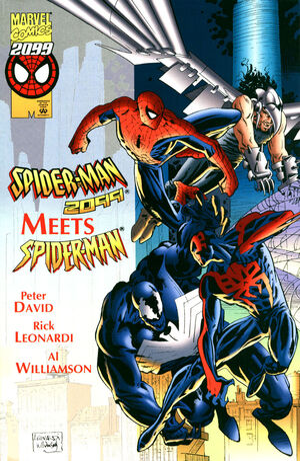 Spider-Man 2099 Meets Spider-Man Vol 1 1.jpg
