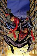Spider-Men Vol 1 1 Textless