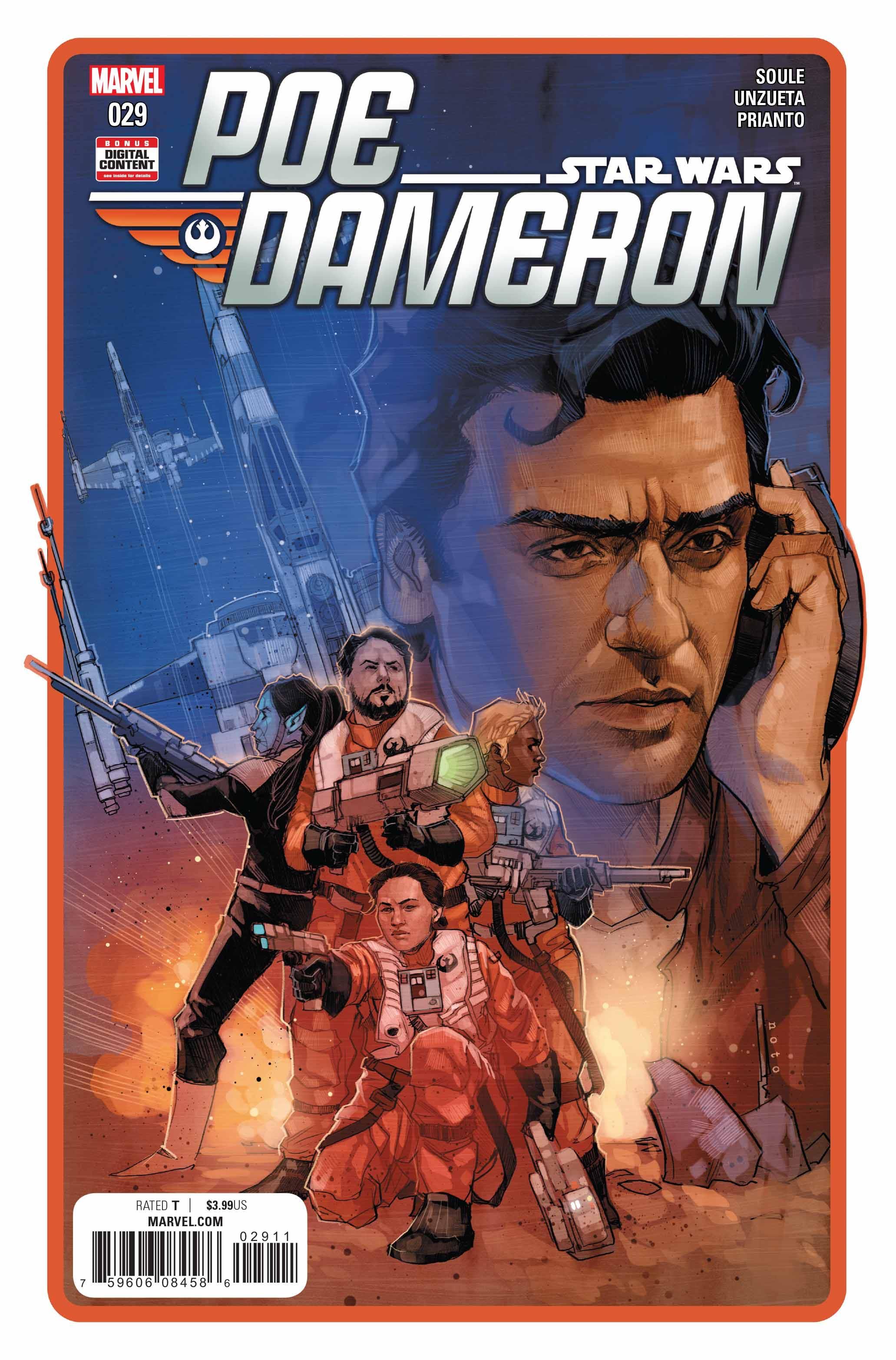 Star Wars: Poe Dameron Vol 1 29