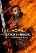 Thor Ragnarok poster 008