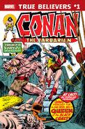 True Believers Conan - Queen of the Black Coast! Vol 1 1