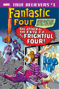 True Believers Fantastic Four - Frightful Four Vol 1 1