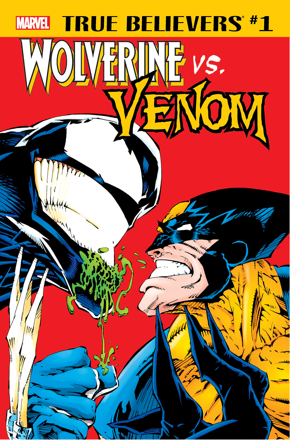 True Believers: Wolverine vs. Venom Vol 1 1