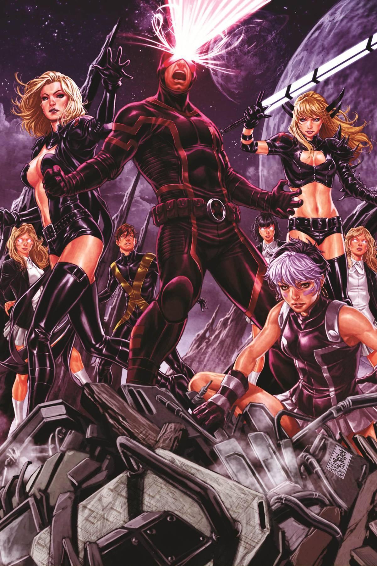 Uncanny X-Men Special Vol 1 1 Brooks Variant Textless.jpg