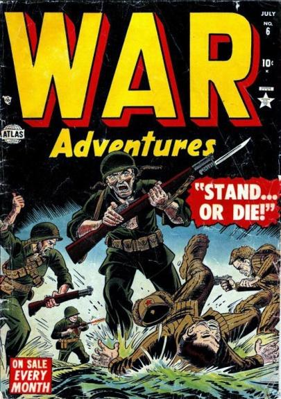 War Adventures Vol 1 6