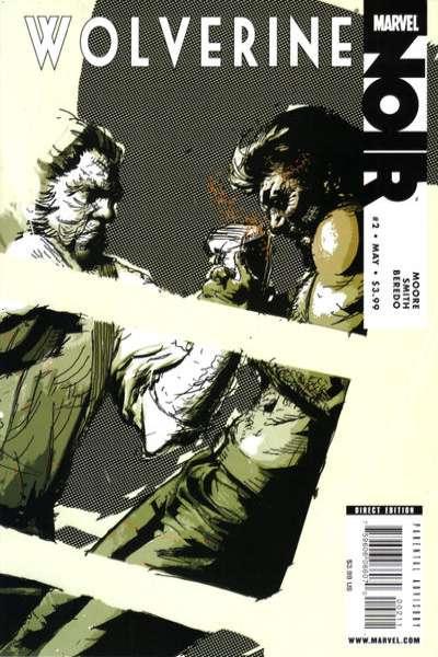 Wolverine Noir Vol 1 2
