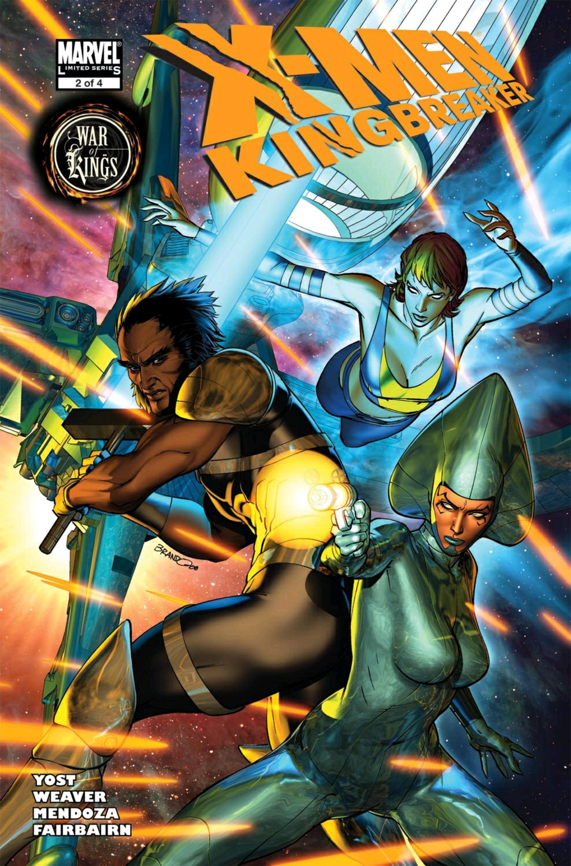 X-Men: Kingbreaker Vol 1 2