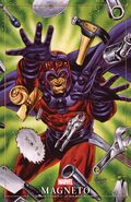 X-Men The Trial of Magneto Vol 1 3 Marvel Masterpieces Variant