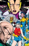 X-Men Unlimited Vol 1 5 Pinup 001
