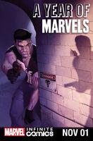 Year of Marvels November Infinite Comic Vol 1 1