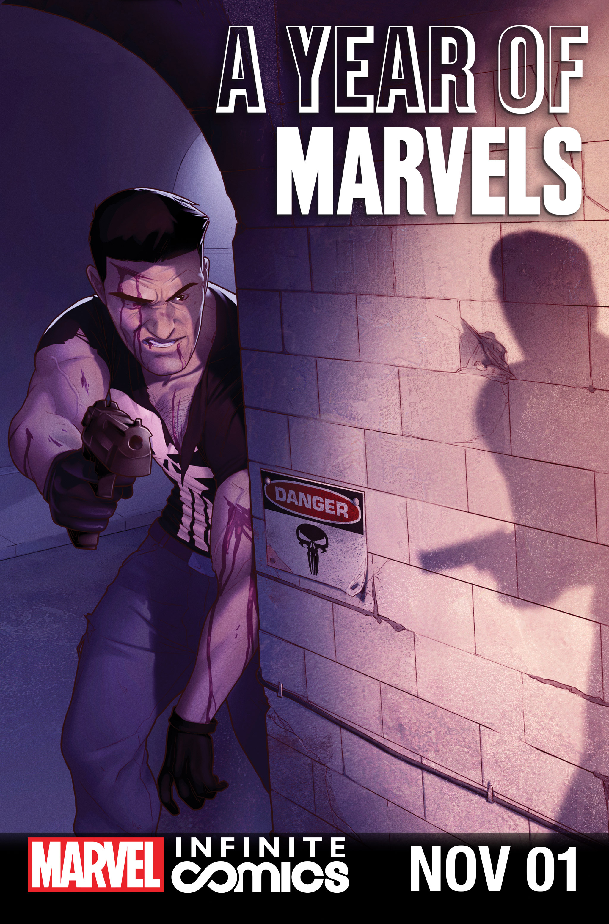 Year of Marvels: November Infinite Comic Vol 1