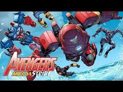 AVENGERS MECH STRIKE -1 Trailer - Marvel Comics