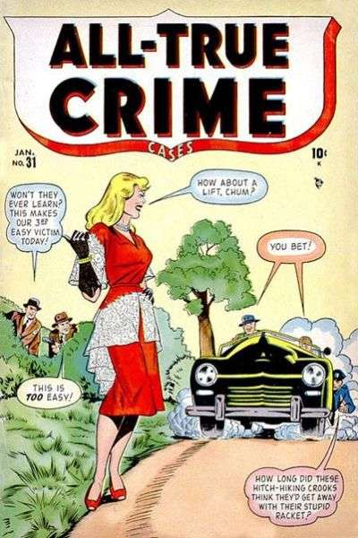 All True Crime Cases Comics Vol 1 31