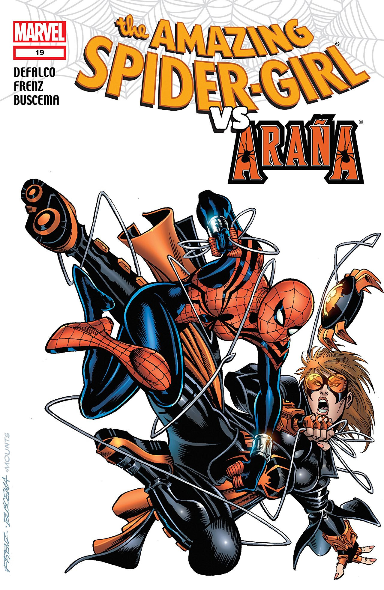 Amazing Spider-Girl Vol 1 19