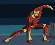 Anthony Stark (Earth-17628) from Marvel's Spider-Man (animated series) Season 1 8 004