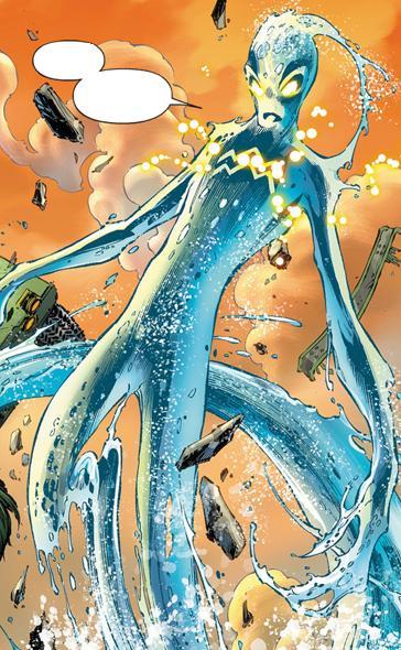 Aquarius (Thanos' Zodiac) (Earth-616)