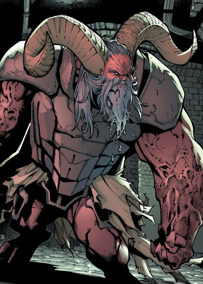 Aries (Marauders) (Earth-616)