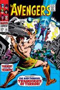 Avengers Vol 1 39