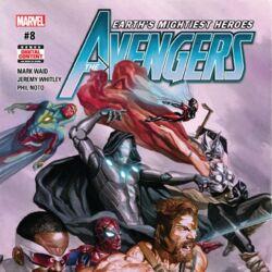 Avengers Vol 7 8