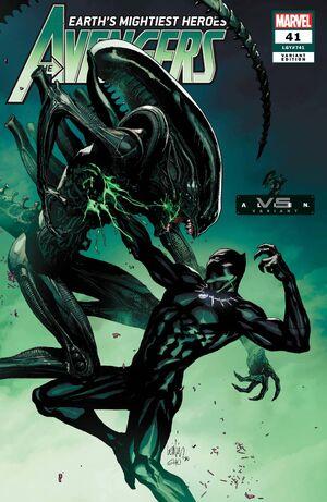 Avengers Vol 8 41 Marvel vs. Alien Variant.jpg