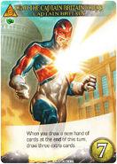 Brian Braddock (Earth-616) from Legendary Secret Wars, Volume 2 001