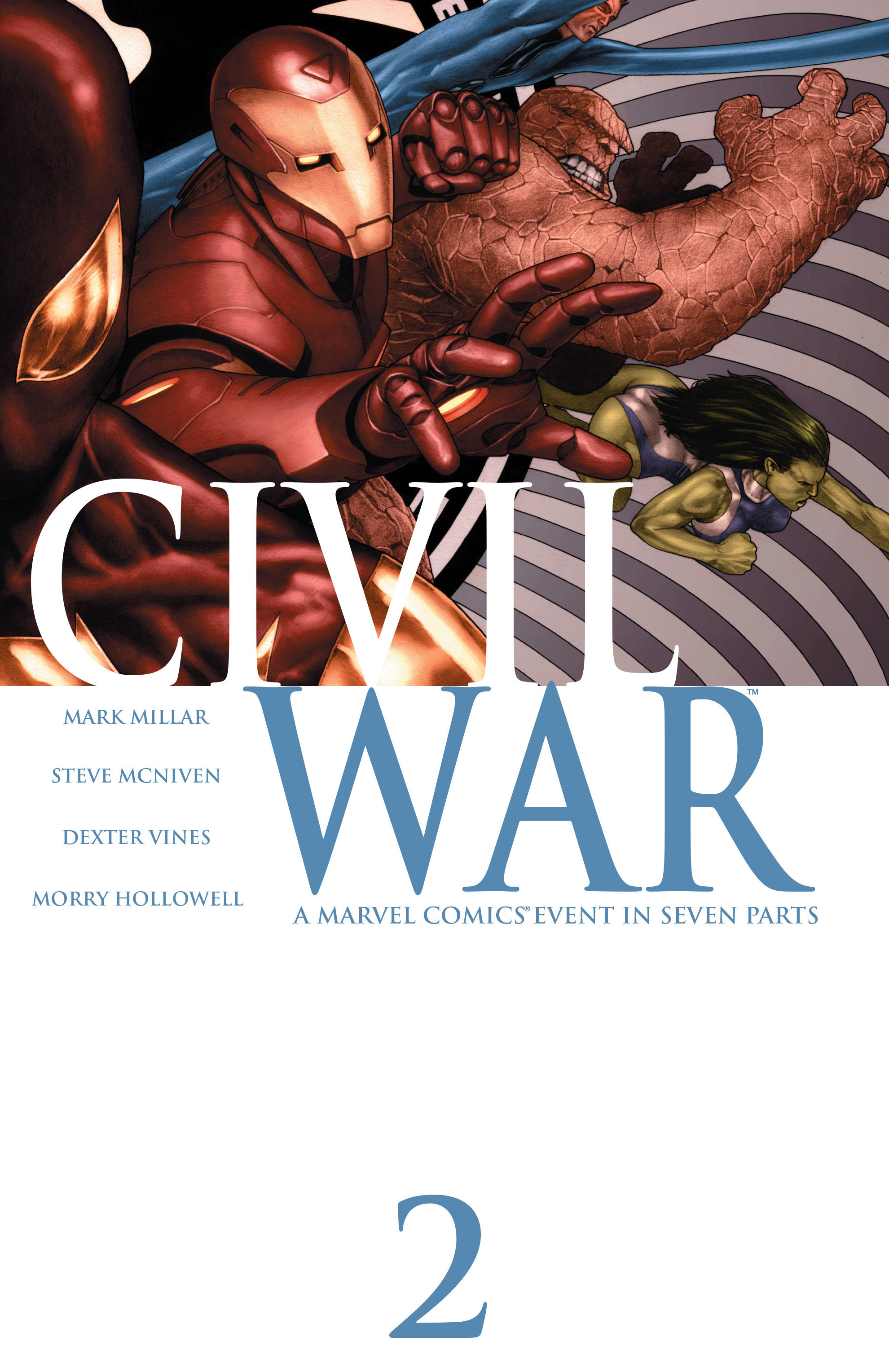 Civil War Vol 1 2
