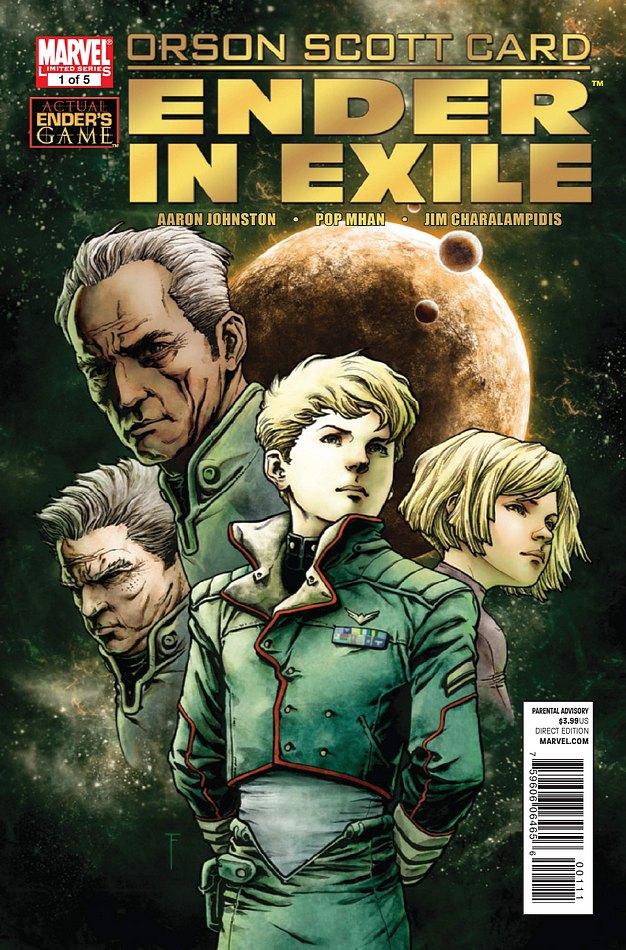 Ender in Exile Vol 1 1