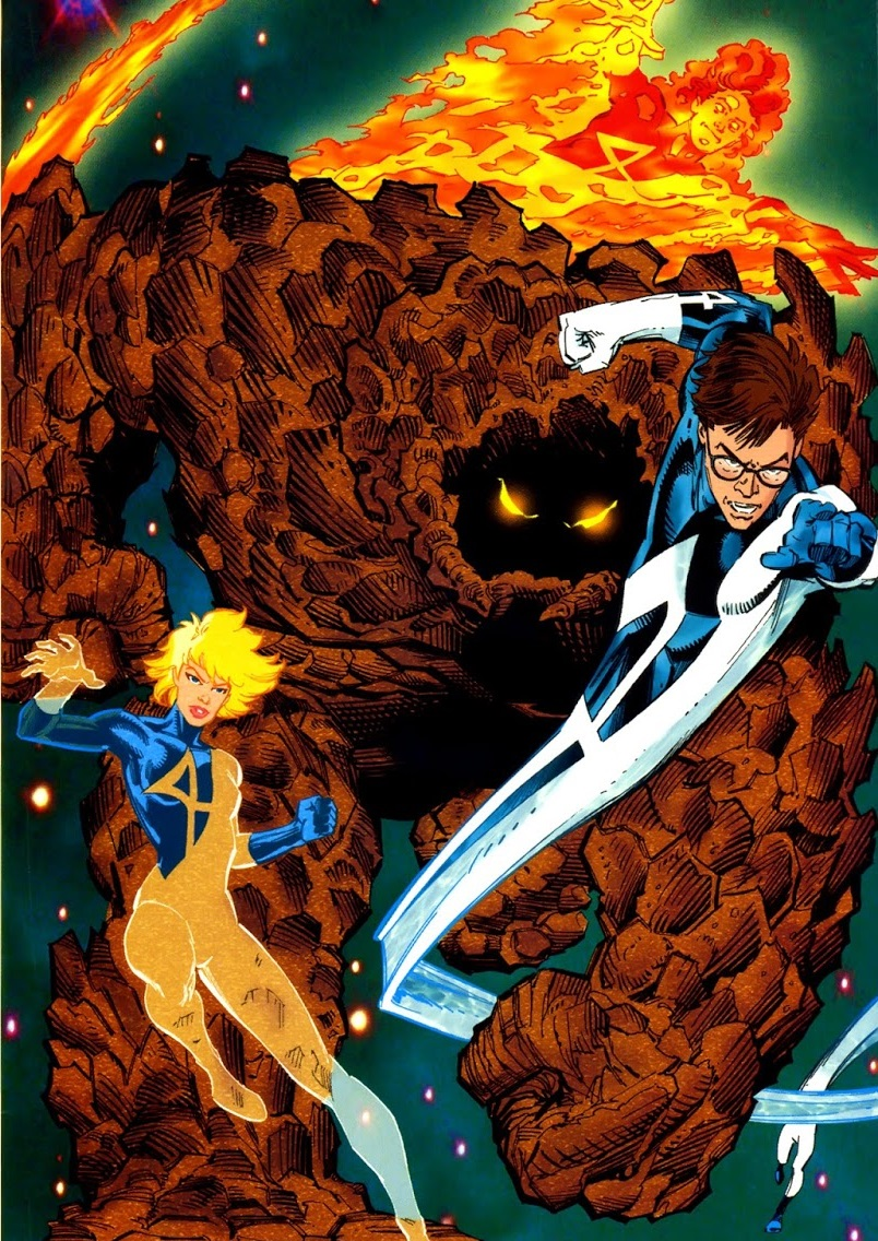 Fantastic Four (Earth-98630)/Gallery
