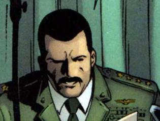General Fazekas (Earth-616)