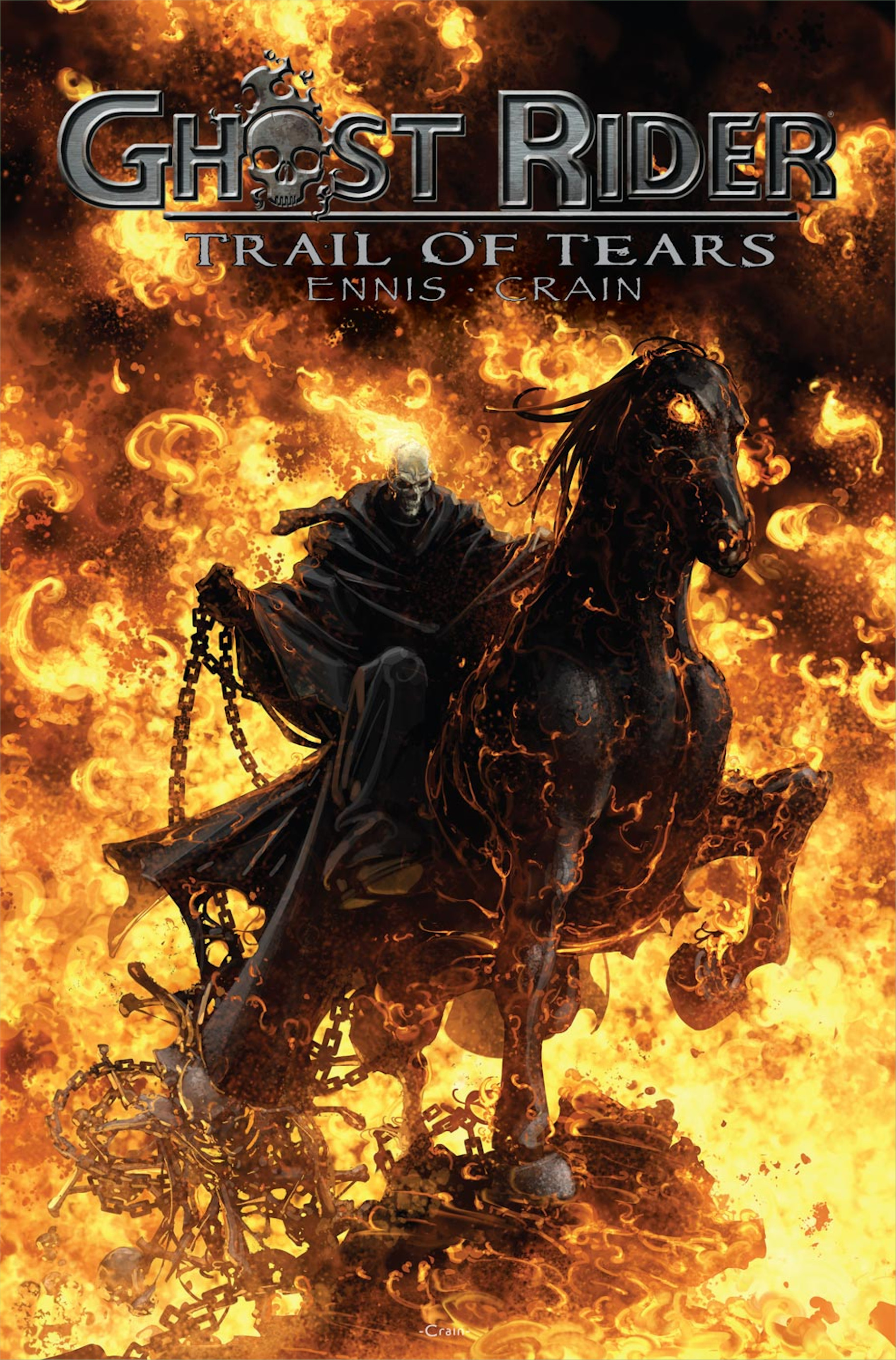 Ghost Rider: Trail of Tears Vol 1 6