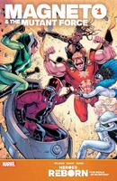 Heroes Reborn Magneto & The Mutant Force Vol 1 1