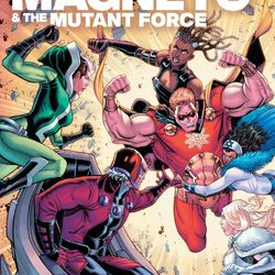 Heroes Reborn: Magneto & The Mutant Force Vol 1 1