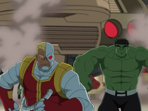 Hulk and the Agents of S.M.A.S.H. Season 1 21