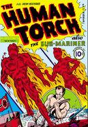 Human Torch Vol 1 2