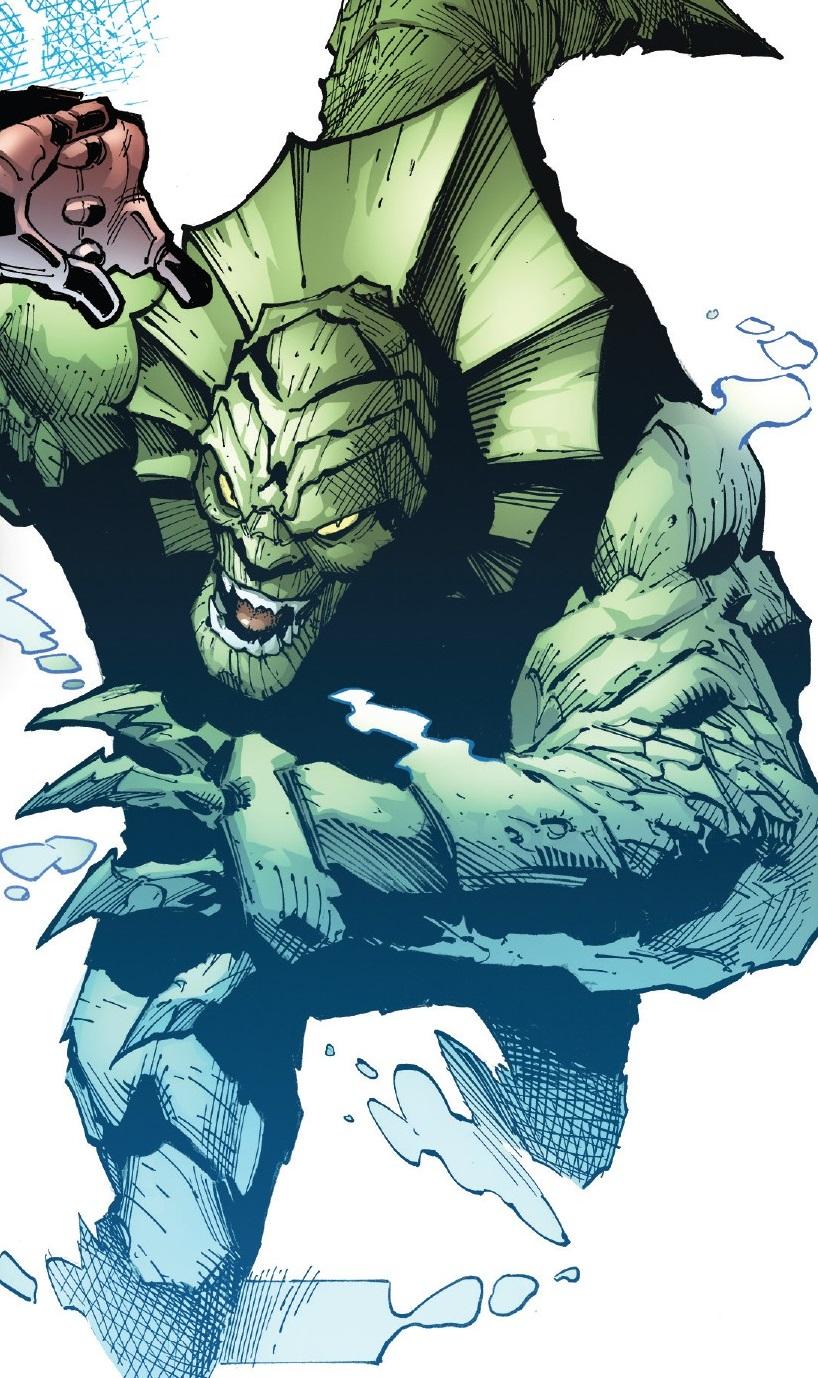 Iguana (Earth-616)