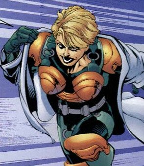 Ilsa (Warrior) (Earth-616)