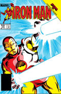 Iron Man Vol 1 197